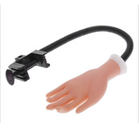foyying Manicure fake hand Adjustable practice hand model wi...