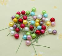 120pcs espuma de cereza para la decoración del hogar accesorios de boda de la navidad álbum de recortes de plástico falsa corona de flores artificiales de regalo bricolaje