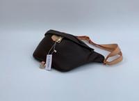 Nouveau designer Messenger Sac pour femmes et hommes Designer Bumbag Bourse Fannypack Fanny Pack Sacs de taille