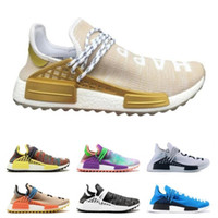 Human Pw Race Trail Running Shoes Men Women Pharrell William...