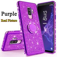Luxury Plating Bling Diamond Silicone Back Cover For Samsung...