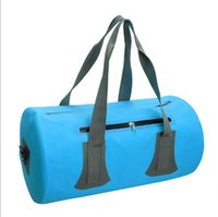 Designer-PVC Tarpaulin Водонепроницаемые сухие сумки 10 л путешествия водонепроницаемый чехол с двойным ремешком и боковой молнией карманные плавательные сумки