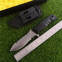 Cold steel new FBIQQ- 003 survival tactical straight knife G1...