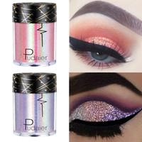 Marka Glitter Göz Farı Su geçirmez 36 Renkler Işıltılı Göz Farı Pudra Lazer Vücut Festivali Makyaj Maquillage Yeux