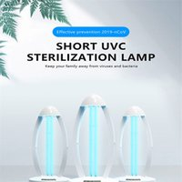 220V 110V UVC освещает полный спектр безопасной дезинфекции стерилизационной лампы, так что комната содержит озон и клещ