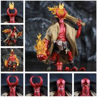 "Hellboy Anung Un Rama 1 12 6"" Action Figure Cloth Gown ..."