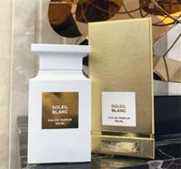 Neu auf Lager 1VS1 Parfüm für Mann dauerhaft frischer Eau de Parfum Soleil Blanc Male Marke Parfüm EDP 100ml Freies Verschiffen