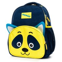 a92ab9e4900c New Arrival. Cocomilo Brand Kindergarten New Panda School Bags Backpack Kids  Satchel Mochilas Escolares Infantis Children ...