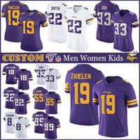 19 Adam Thielen Minnesota