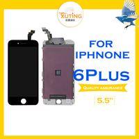 iPhone6Plus LCD Ekran 3D Dokunmatik Ekran A +++ Sayısallaştırıcı Meclisi iPhone 6PLUS% 100 test edilmiştir OEM iphone6plus LCD Ekran için