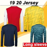 2019 2020 Home Red Mens Soccer Jerseys Away Yellow 3rd Long ...