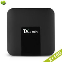 2019 original tx3 mini android 7. 1 tv box 2gb 16gb Amlogic S...
