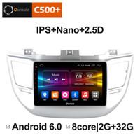 "9"" 2.5 D Nano IPS экран Android Octa Core/4G LTE автомобильный медиаплеер с GPS RDS радио/Bluetooth для Hyundai Tucson 2014-2015 #3102"