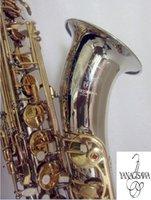 Yanagisawa T-WO37 Тенор саксофон BB черный никель золотой ключевой тенор играет саксофон супер профессиональный тенор саксофон с случаем