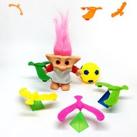 Wholesale Novelty Colourful Balance Bird Toy Funny Magic Box...