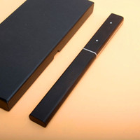 Top qualité Katana D2 acier Tanto Satin Lame d'ébène poignée fixe couteaux lame avec couteau Collection bois gaine