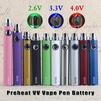 بطارية O Pen Vapes 280 مللي أمبير بفتحة Vape E Cigarette 510 مع شاحن USB لشاحن مبخر G2 CE3 بخار الشمع 1 مل