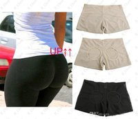 f39bfe75d New Arrival. Wholesale Booty Butt Lifter Boyshort Buttock Enhancer Hip Up  Panty For Women Black Beige S-XXXL 50pcs ...