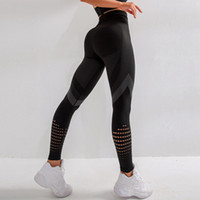 2020 femmes d'hiver sans couture Workout Leggings Tenues Sexy Workout jeggings Fitness Legging Y200113