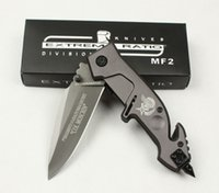 EXTREMA RATIO MF2 X02 assist fast open steel handle tactical...