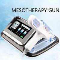 2019 Новое поступление Высокое качество Meso Gun Мезотерапия многоигольная лифтинг лица Vital Injector RF mesogun New