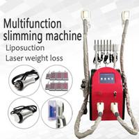 Perda Cryolipolysis Shaping corpo da máquina Congelar máquina de emagrecimento de peso Fat vácuo redução de gordura RF Multi-Funcional Equipamento da beleza
