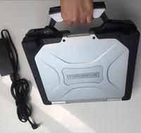 Ordinateur de diagnostic automatique pour ordinateur portable CF30 CF-30 Hardbook de seconde main 4G choisi le disque dur Win7 pour le logiciel de démarrage le plus récent de MB Star