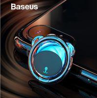 아이폰에 대 한베이스 금속 금속 손가락 반지 홀더 삼성 휴대 전화 반지 자기 자동차 전화 홀더에 대 한 360도 마운트 홀더 스탠드