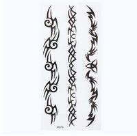 Tatuagens de balão de diamante Sexy feminino coração feminino Henna Flash temporária