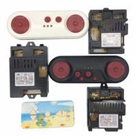 아기 장난감 자동차 JT-G6B-6113 블루투스 원격 제어 2.4, 부드러운 스타트 기능, JT-G50B-6G16, CSG4R 수신기 컨트롤러