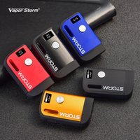 100% Authentic Vapor Storm S1 battery Mod 800mAh Adjustable ...