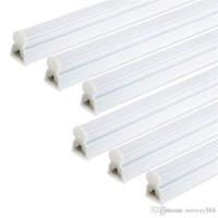 Linkable LED-Geschäfts-Licht 4FT 2200lm 20W 6500K Daylight Weiß T5 Integrierte Einzellampe Tube Birnenlampe unter Kabinett-Beleuchtung