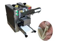 Новейшая модель из нержавеющей стали Автоматическая небольшая пельмени для кожи имитации с ручной работы