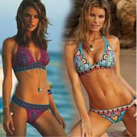 جديد إمرأة بيكيني مجموعة ملابس السباحة ملابس السباحة ملابس السباحة دفع ما يصل البرازيلي Monokini ملابس السباحة