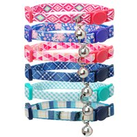 Cat Collar Personalized Quick Release Safety Kitten Collar B...