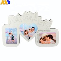 Family Globulite sublimation MDF with Aluminum frame