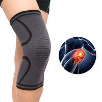 DragonPad Sport Leg Genouillère respirante compression manches Protector