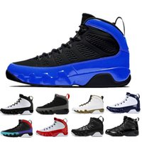 Dream it do it 9 9s Gym Red Black Blue Basketball Shoes mens Designer Anthracite OG space jam UNC The Spirit sneaker trainers