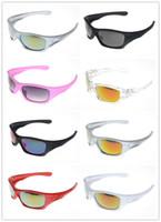 새로운 브랜드 야외 스포츠 선글라스 도매 남성과 여성의 사이클 자전거 안경 레이싱 선글라스 하이킹 고글 선글라스 드롭 배송