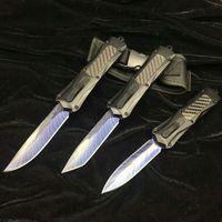 A163 3300 padrão Pena azul dupla ação auto-defesa tático dobrável duplo dom caça EDC faca de bolso faca xmas