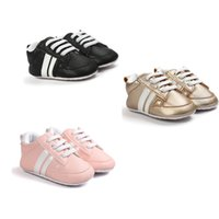 3 Color Baby Shoes Fashion Toddler Infant Baby Boys Girls So...