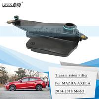 Фильтр фильтра трансмиссионного масла ZUK для MAZDA 3 AXELA MAZDA6 ATENZA CX-3 CX-4 CX-5 2014 2015 2016 2017 2018 2019 FZ01-21-500