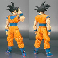 New 15cm SHF figuras dragon ball Z son goku figure Dragonbal...