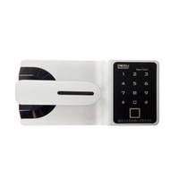 sécurité intelligente sans clé à code électronique clavier Mot de passe Locker Tiroir biométrique d'empreintes digitales Cabinet de verrouillage pour le cabinet de fichier Office