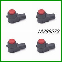 Neue ultraonische Parksensor 13289572 0263013001 Auto-PDC-Parksensor Bumper Revers Assist Fit G M 13289572 Automatisches Umkehrradar