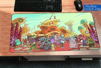 rick and morty mousepad 700x400x3mm miglior computer mouse mat gamer gamepad pc gamer natale gaming mousemat pad ufficio padmouse