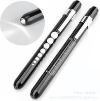 펜 모양의 휴대용 의료 응급 처치 LED 펜 라이트 손전등 토치 의사 EMT 비상 유용한 토치 휴대용 미니 펜 라이트 손전등