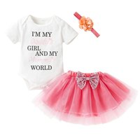 Kids Clothes Toddler Girls clothes Kids Baby Girls Letter Pr...