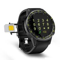 F1 Esporte relógio inteligente com Suporte para câmera GPS Cronômetro Bluetooth Smartwatch SIM Card Relógio de pulso para IOS Android Phone