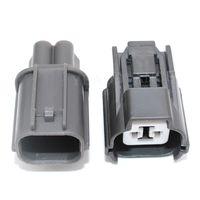6189-0129 und 6181-0070 Sumitomo Male Female 2 Pin Automotive-Steckverbinder für Obd1 Vtec Solenoid